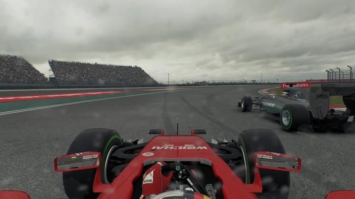F1 2015 (Foto: Reprodução / TechTudo)