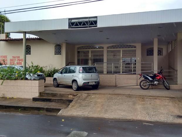 Centro da Juventude El Dourado, no bairro do Turu, em São Luís (Foto: Divulgação/Polícia Militar)