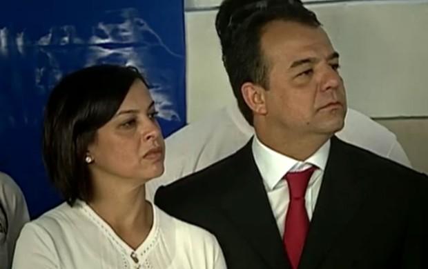 acusados de corrupção (Reprodução / TV Globo)