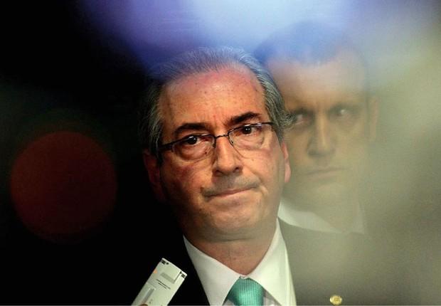 O ex-deputado federal Eduardo Cunha (PMDB-RJ) (Foto: José Cruz/Agência Brasil)