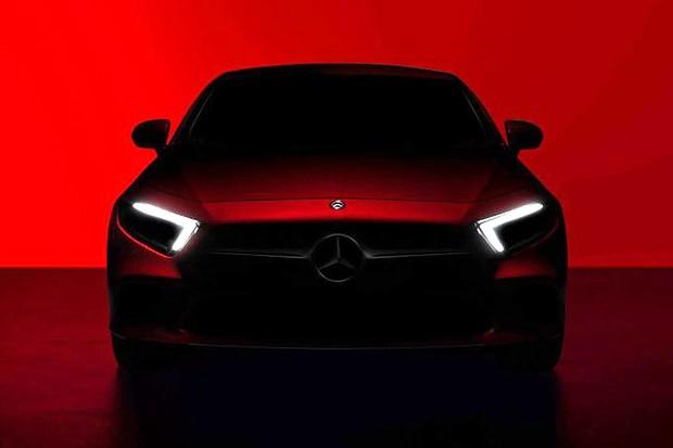 Mercedes-Benz CLS (Foto: Divulgação)