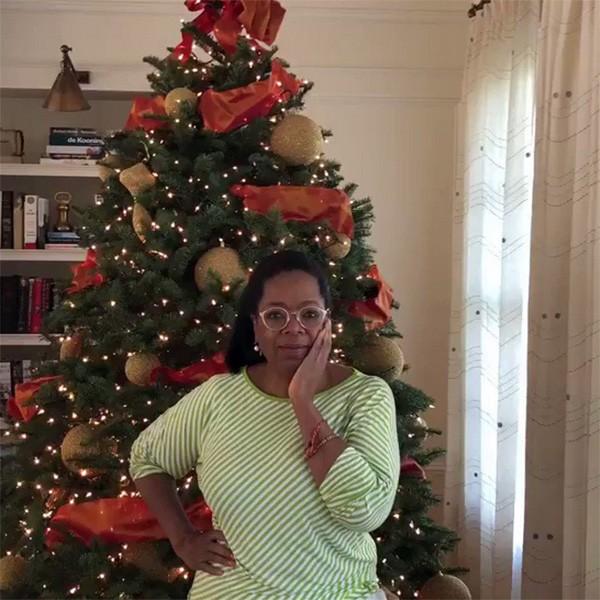 Oprah Winfrey (Foto: Twitter)