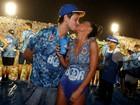 Eles beijam muuuuuito! Famosos namoram durante o carnaval Brasil afora