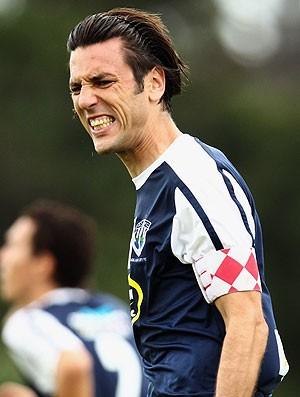 Ivan Vicelich, jogador do Auckland (Foto: Getty Images)