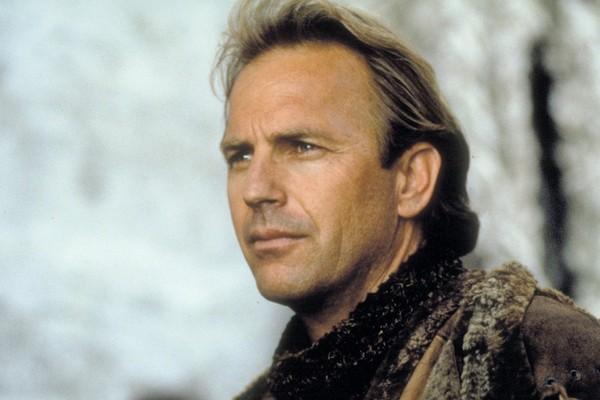 Kevin Costner em O mensageiro (1997) (Foto: Divulgação)