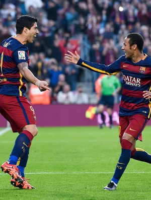 Suárez Neymar Barcelona