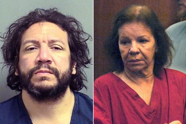Casal Jorge e Carmen Barahona pode ser condenado à pena de morte (Foto: Miami-Dade State Attorney's Office/AP)