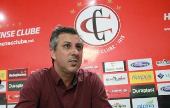 Campinense confirma a contratação de zagueiro e atacante para a Série D