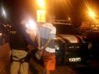 PRF prende passageiro com mandado de prisão na BR-316