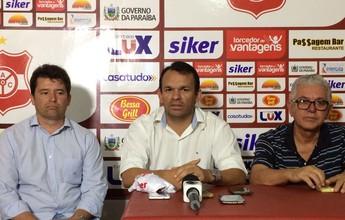 Gerson Júnior é o novo treinador do Auto Esporte para a temporada 2017