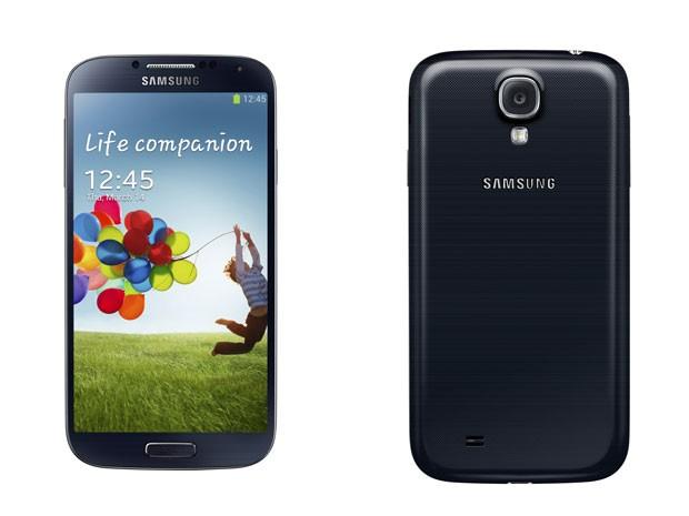 Novo Galaxy S4 ganhou uma tela de 5 polegadas