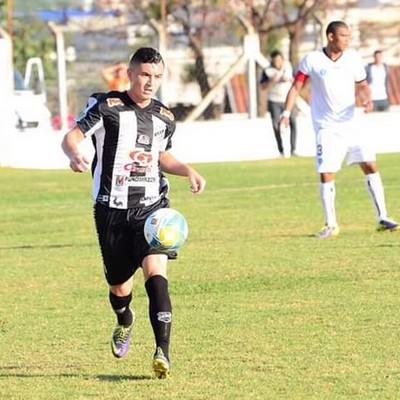 Lucas Xavier Atacante Independente-SP Galo (Foto: Jonathan Bueno / Independente FC)