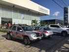 Carro de luxo é roubado durante test drive em Cabedelo, na Paraíba