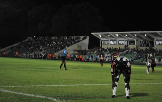 Cori-Sabbá e Flamengo-PI pela sétima rodada do Piauiense (Foto: Renan Morais/GLOBOESPORTE.COM)