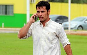 Maico Gaúcho novo gerente de futebol do Luverdense (Foto: Assessoria/Luverdense Esporte Clube)