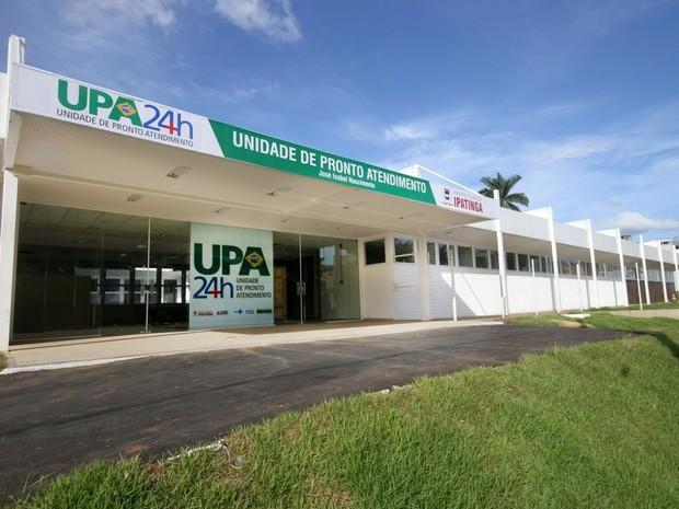 A UPA 24 horas entre em funcionamento neste sábado (22) (Foto: Sérgio Roberto / PMI)