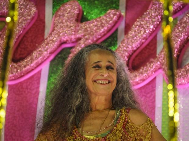 Cantora nasceu em Santo Amaro, na Bahia (Foto: Alexandre Durão/G1)