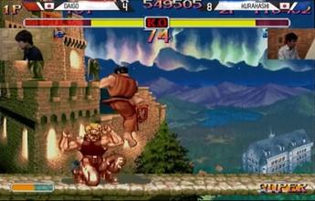 Daigo volta ao fliperama para desafio de Super Street Fighter II Turbo