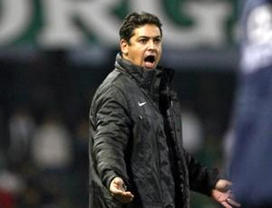 Marquinhos Santos Coritiba Fluminense (Foto: Divulgação / Site oficial do Coritiba)