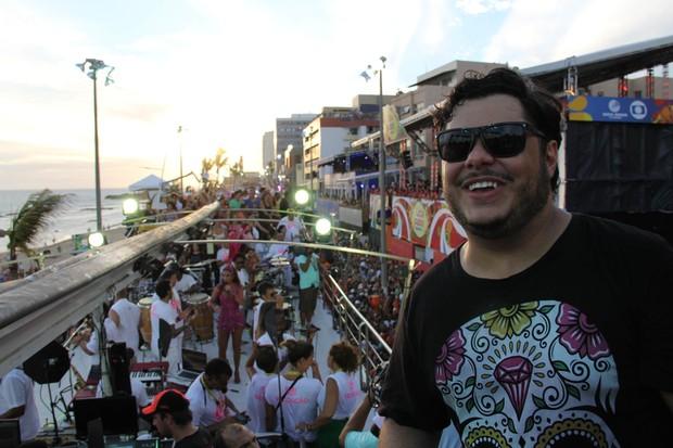 Marcus Majella em Salvador (Foto: Marlon / Ag Fred Pontes / Divulgação)