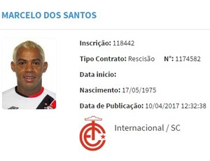 Marcelinho Paraíba, Treze (Foto: Reprodução / CBF)