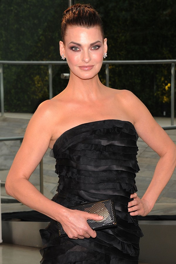 Linda Evangelista - 10 de maio (Foto: Getty Images)