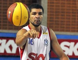 Olivinha Pinheiros basquete nbb (Foto: João Pires / Divulgação)