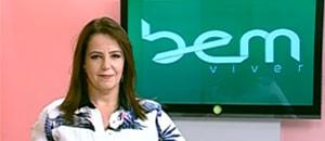 Mônica Cunha fala sobre hérnia de disco no programa (Divulgação | Carona)