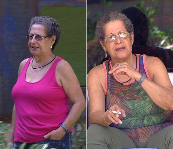 Geralda deixou o BBB com quilinhos a menos (Foto: TV Globo)