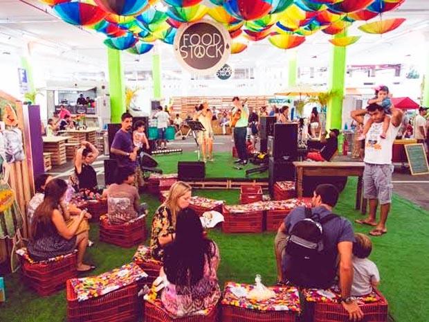 Festival reúne gastronomia, música, arte e decoração (Foto: Uran Rodrigues/Divulgação)