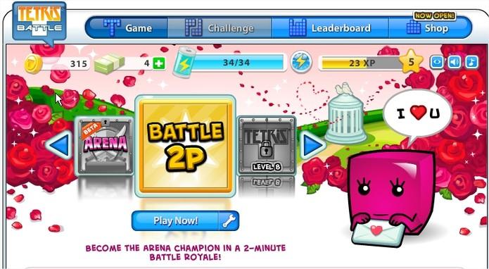 Tetris Battle (Foto: Divulgação)