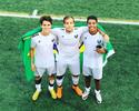 Irmão de Adriano estreia com gol em campeonato entre escolas nos EUA
