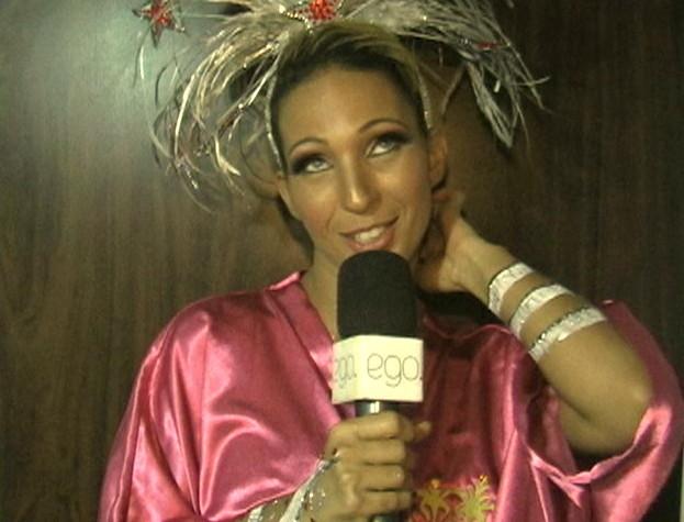 Valesca Popozuda em entrevista ao EGO (Foto: EGO)