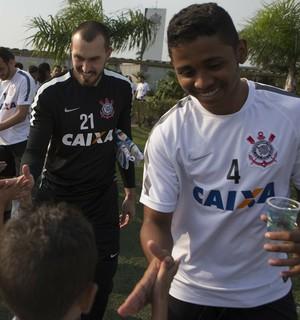 Rodrigo Sam, Corinthians (Foto: Daniel Augusto Jr/Ag. Corinthians)