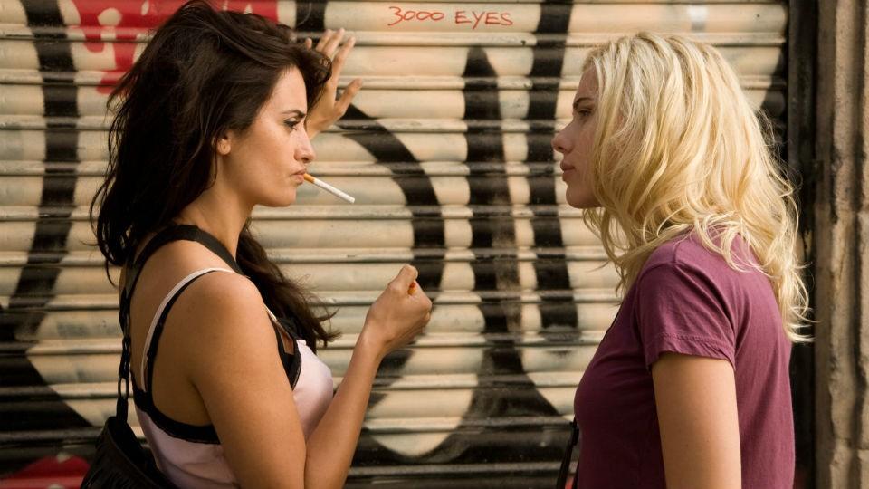 Penélope Cruz e Scarlett Johansson em Vicky Cristina Barcelona (Foto: Divulgação)