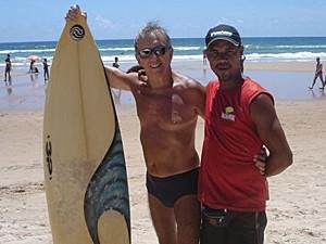 João praia (Foto: Arquivo pessoal)