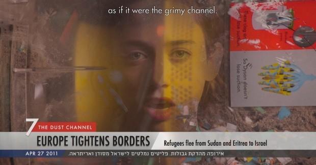 Artistas e curadores se unem para combater a crise dos refugiados (Foto: divulgação)