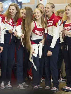 BLOG: Previsão Rio 2016: Boxe, luta, nado e Ginástica rítmica: a sobrevida da Rússia