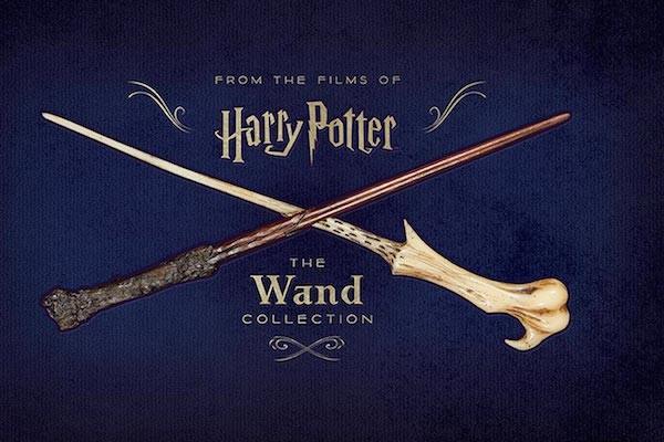 A capa do livro sobre as varinhas do universo de Harry Potter (Foto: Divulgação)