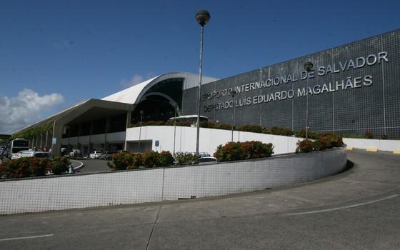 Aeroporto de Salvador (Foto: AGECOM-BA)