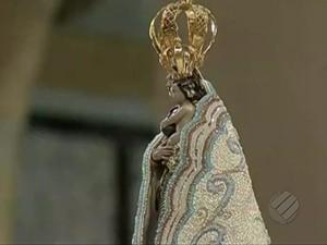 Missa do Mandato marca início do Círio de Nazaré (Foto: Reprodução/TV Liberal)