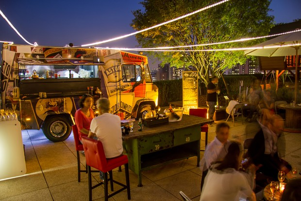 Comida sobre rodas gq gastronomia for Bar 96 food truck