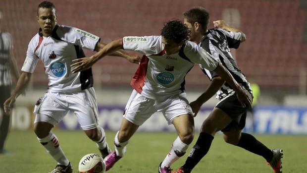Ituano x Barbarense, em Itu (Foto: Miguel Schincariol / Ituano FC)