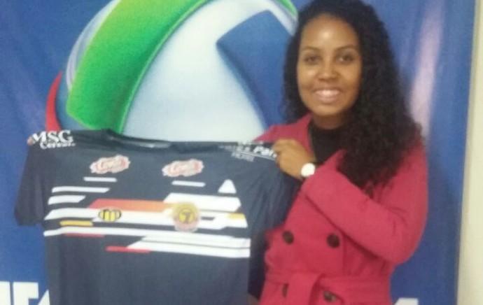 Karina Cardoso  (Foto: Reprodução/TV Morena)