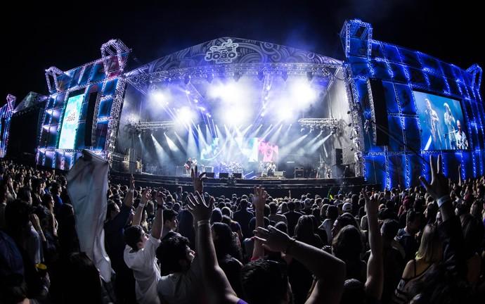 João Rock 2016 reúne 50 mil em Ribeirão Preto  (Foto: Mateus Rigola/Gshow)