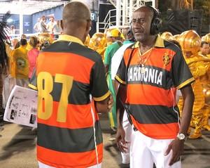 camisa Sport Mocidade Carnaval gozação (Foto: Richard Souza)