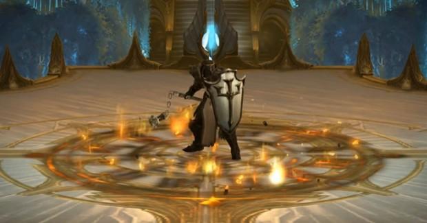 Cruzado é a nova classe de 'Reaper of Souls', expansão do RPG de ação 'Diablo III' (Foto: Reprodução/YouTube/Diablo)