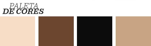 Décor do dia: quarto cheio de texturas rústicas (Foto: reprodução)