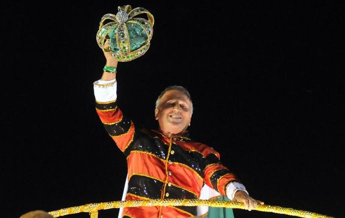 Carnaval - Sapucaí - Desfile Imperatriz - Zico (Foto: André Durão)