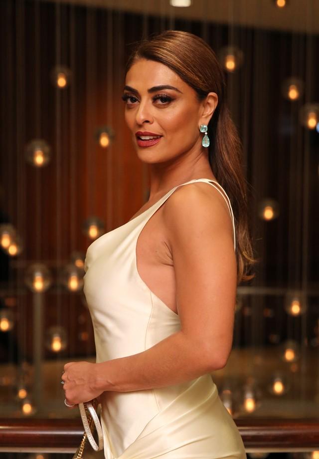 Juliana Paes (Foto: Divulgação/TV Vogue)